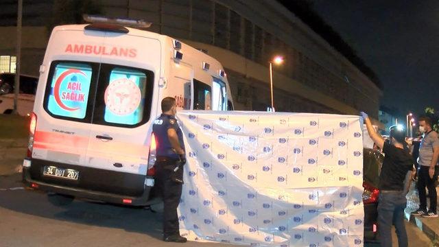 İstanbul'da esrarengiz ölüm! Arabada başına poşet geçirilmiş halde bulundu