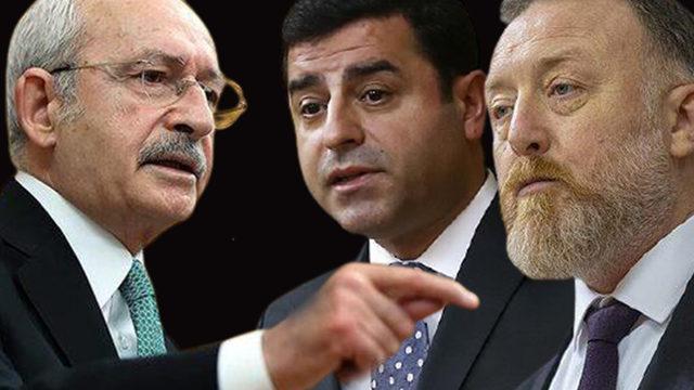 Kılıçdaroğlu'nun açıklamasına Demirtaş'tan yanıt