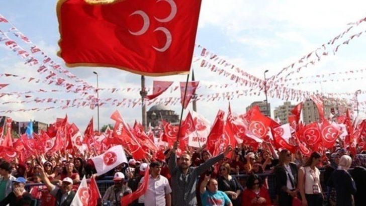 MHP'den Cumhurbaşkanı Erdoğan'a çok sert eleştiri