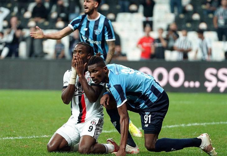 Beşiktaş 3-3 Adana Demirspor (Maç sonucu)