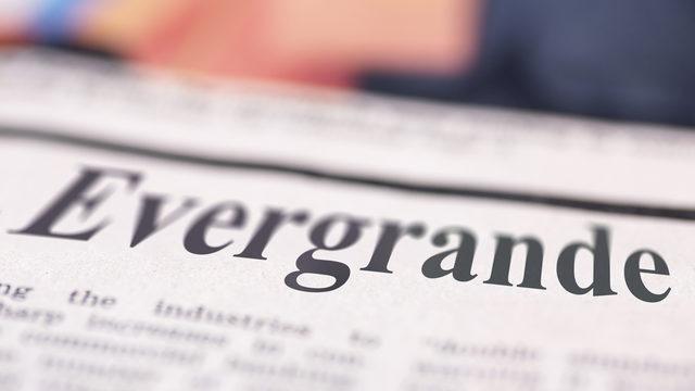 Evergrande'den rahatlatan açıklama!
