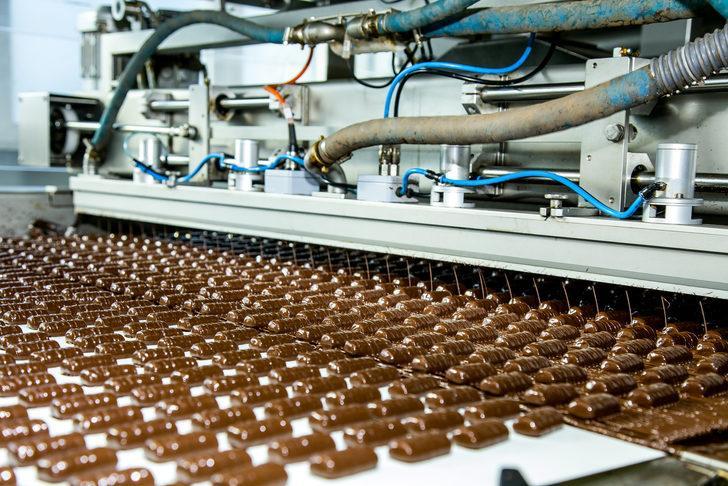 Bisküvi ve çikolatanın başkentinden, 149 ülkeye 8 ayda 164 milyon dolarlık ihracat yapıldı