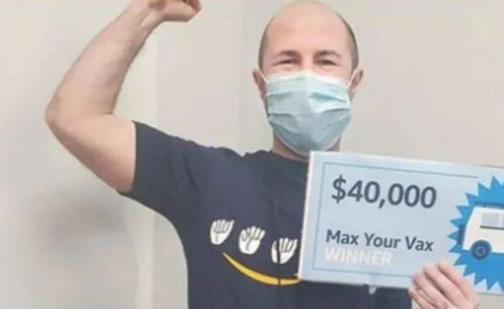 Koronavirüs aşısı olanlara 100 bin dolar nakit para ve 40 bin dolarlık araba hediye ettiler