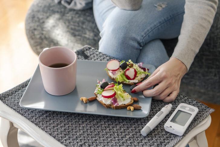 Şeker hastaları için diyet listesi!
