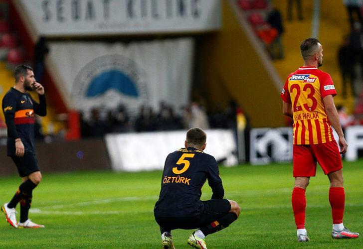 Galatasaray'da işler iyi gitmiyor! Son 32 yılın en kötü performansı