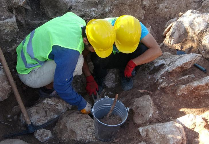 2 bin 600 yıllık tarihi tapınak! Ölüler diyarı olarak bilinen yerde tanrıça Athena'nın izlerine rastlandı