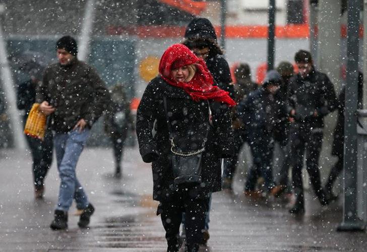 Meteoroloji'den sağanak yağış, kar ve dolu uyarısı (24 Eylül Cuma hava durumu)