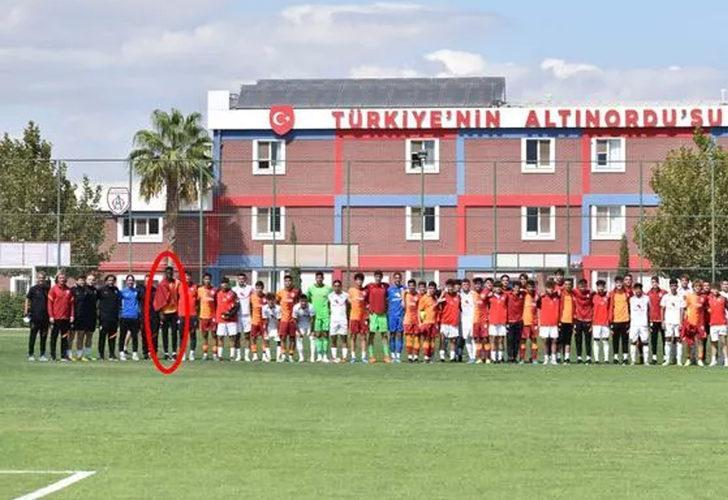 Galatasaray'ın yeni transferi Yousef sahaya çıktı!