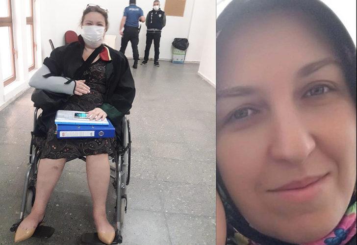 Eşi ve yanında çalıştığı avukatı yaraladı, 28 yıl hapis cezasına çarptırıldı
