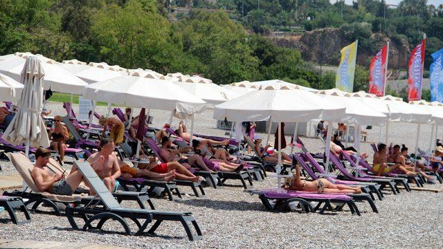 Turist sayısı pandemi öncesinin altında kaldı