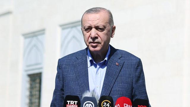 Cumhurbaşkanı Erdoğan'dan ABD'ye sert tepki: Şu ana kadar böyle bir durum yaşamadım
