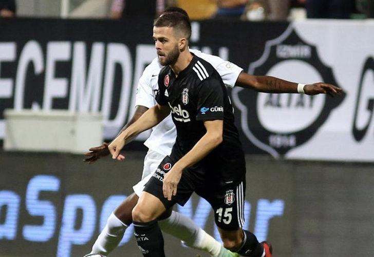 Beşiktaş'ta Pjanic, Oğuzhan Özyakup ve Salih Uçan da sakatlandı