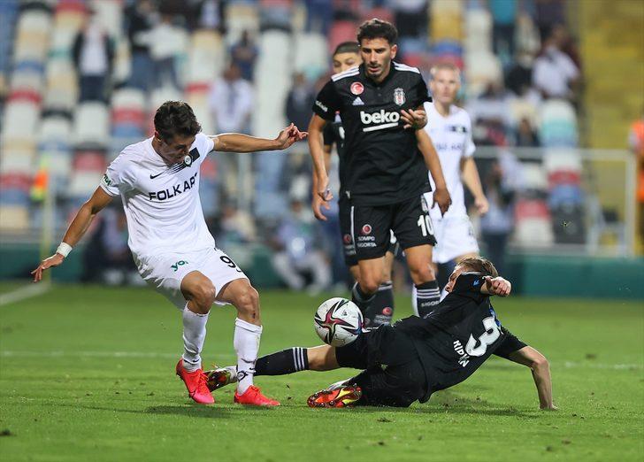 ÖZET   Altay 2-1 Beşiktaş