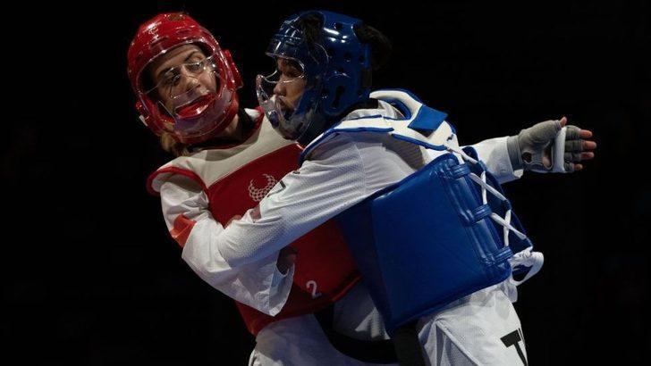 Paralimpik Oyunları'nda tekvandoda Meryem Çavdar gümüş madalya kazandı