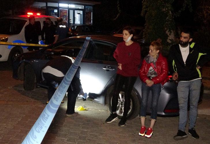 İzmir'de sabaha karşı sokak ortasında silahlı saldırı: 1 ölü