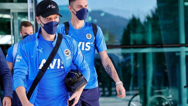 Fenerbahçe, 6 futbolcuyu Hatay'a götürmedi