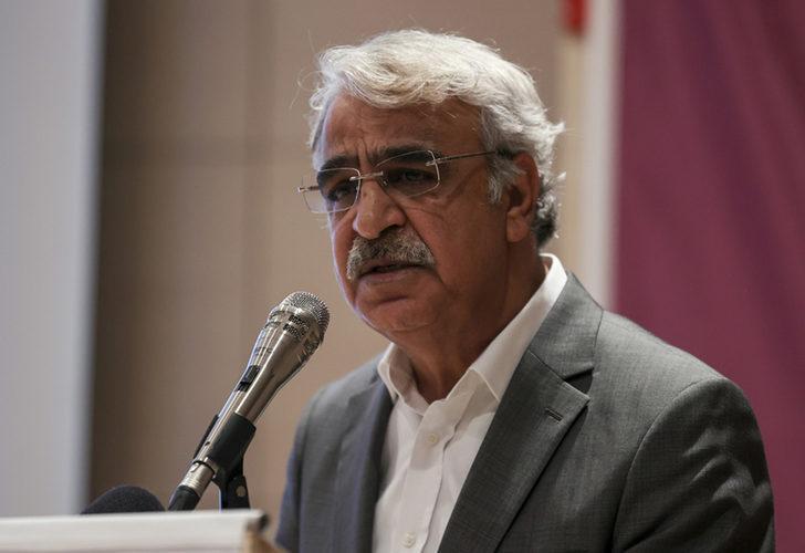 HDP Eş Genel Başkanı Mithat Sancar deklarasyon açıklaması
