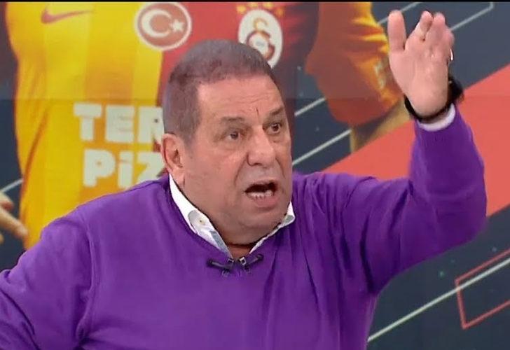 Erman Toroğlu'ndan Fenerbahçe maçındaki penaltıya isyan!