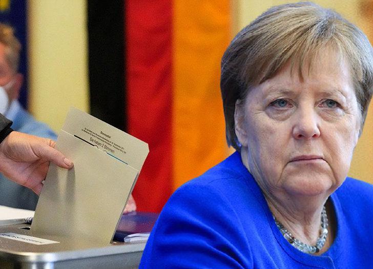 Merkel sonrası dönem başlıyor! Almanya'da ilk sonuçlar gelmeye başladı