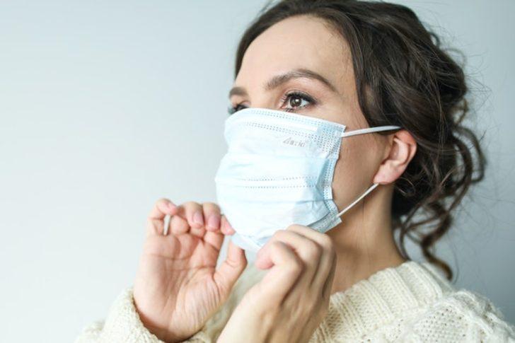 Maske yüzünden cildiniz mahvolabilir! Güzelliğinizin yitip gitmemesi için hemen bunları yapın