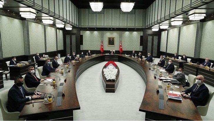 Kabine toplantısı saat kaçta başlayacak, kaçta bitecek? Kabine toplantısı canlı izlenecek mi?
