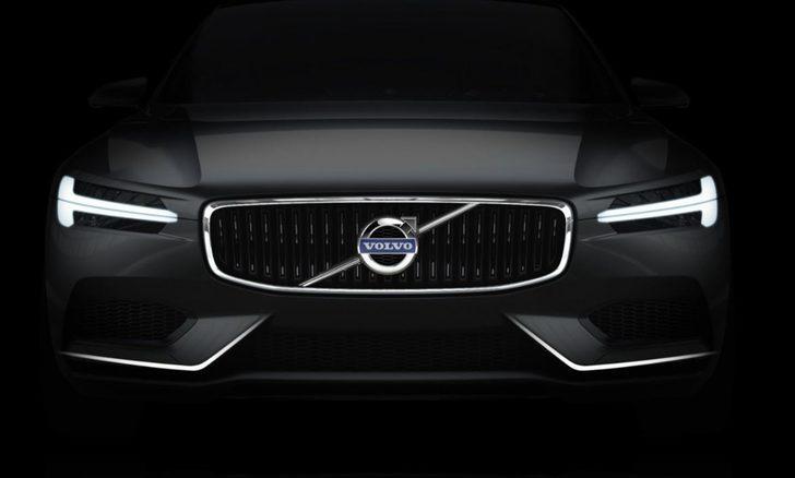 97 yıllık marka 7. kez logo değiştirdi! İşte Volvo'nun yeni logosu