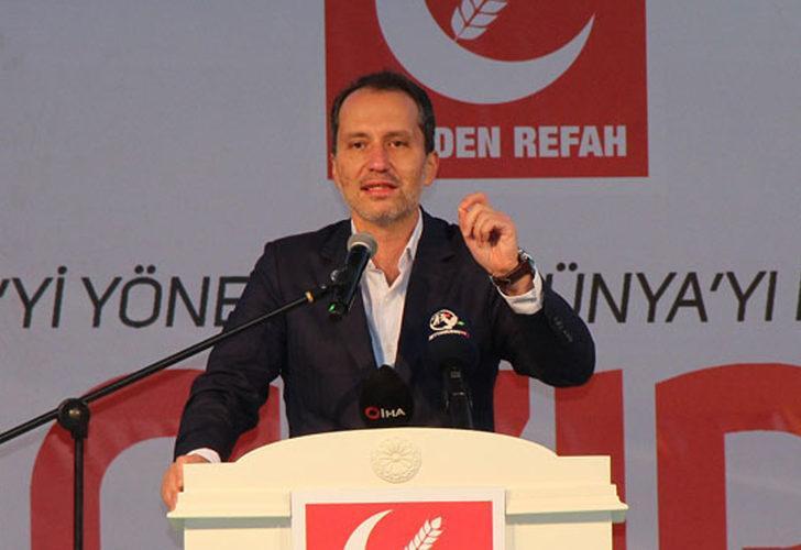 Fatih Erbakan: İşçiye, emekliye, memura yüzde 70 zam yapacağız