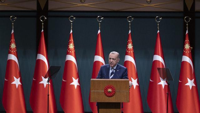 Cumhurbaşkanı Erdoğan: Bankta yatanların öğrencilikle bir alakası yok