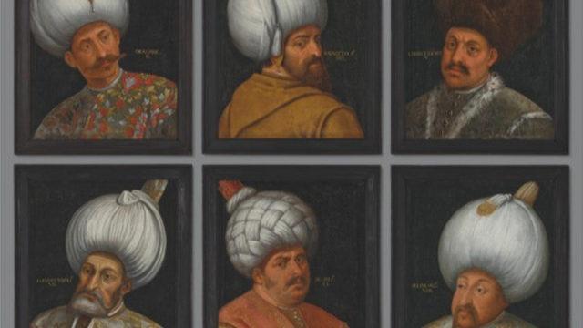 Padişahların portreleri İngiltere'de satışa çıkıyor
