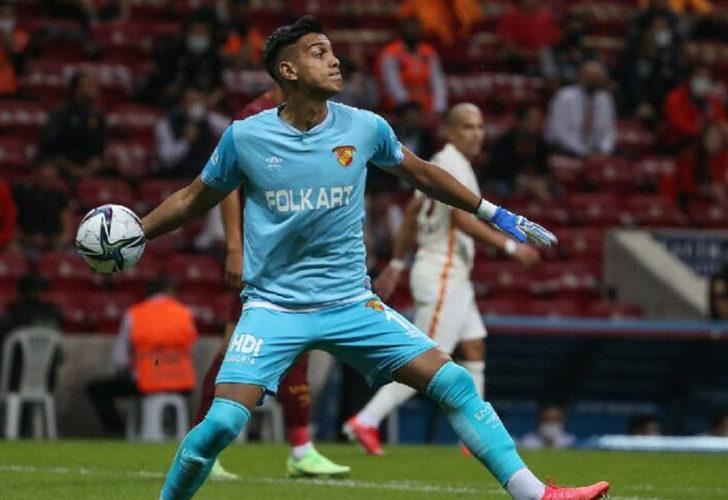 Galatasaray Göztepe maçında hatalı gol yiyen İrfan Can Eğribayat ilk kez konuştu