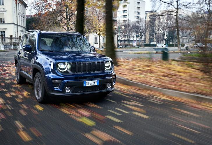 Hibrit Jeep Renegade, Türkiye'de satışa sunuldu! İşte fiyatı