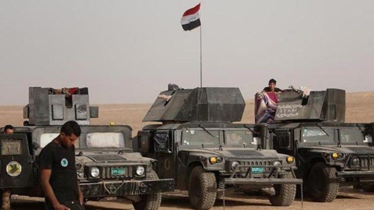 AFP: Irak ordusu Kerkük'e yönelik harekat başlattı