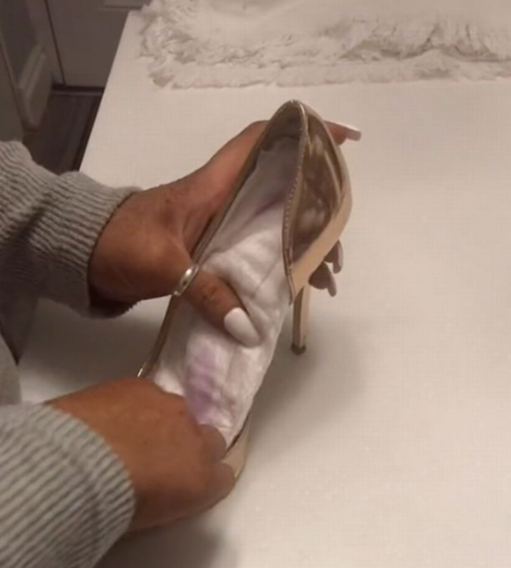 Topuklu ayakkabı kabus olmaktan çıkıyor! Bu hile ile kendinizi rahat hissedeceksiniz