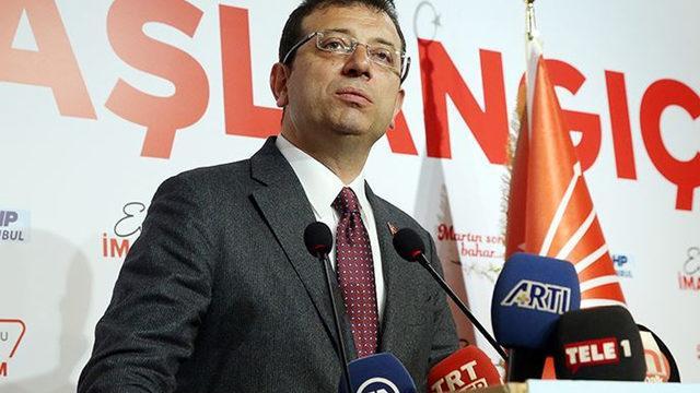 İmamoğlu: Çılgın projemiz 'Yuvamız İstanbul'