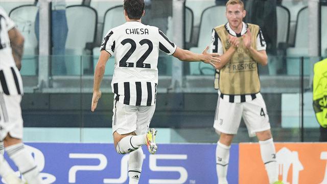 Juventus sahasında son şampiyon Chelsea'yi duman etti