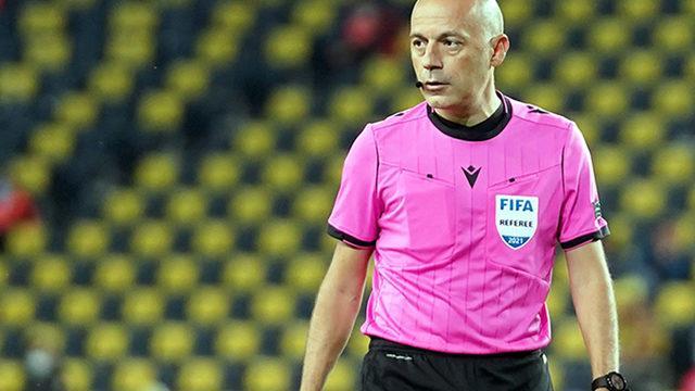 Cüneyt Çakır'a şok! UEFA'ya şikayet edecekler
