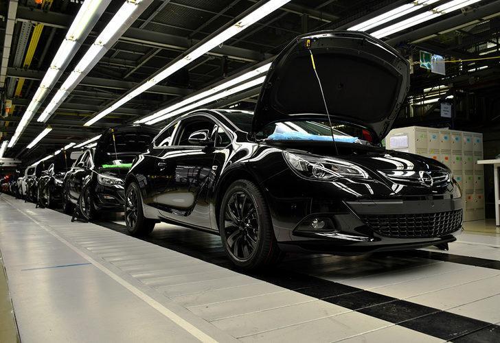 """Opel'den """"çip krizi"""" kararı! Eisenach'daki üretimini durduruyor"""