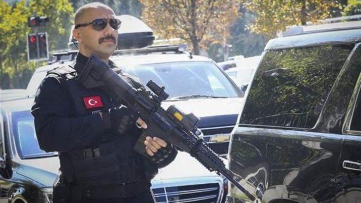 İlk kez görüntülendi: İşte Erdoğan'ın korumalarının yeni silahı!