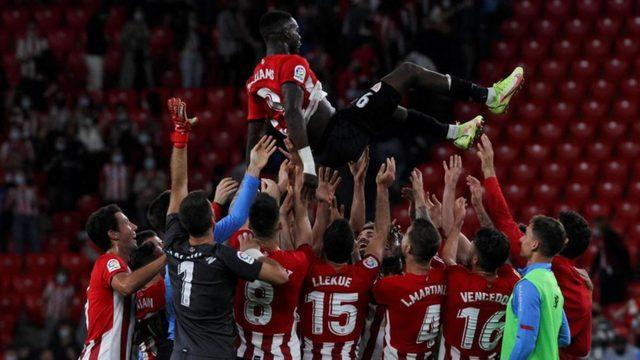 Inaki Williams La Liga tarihine geçti!