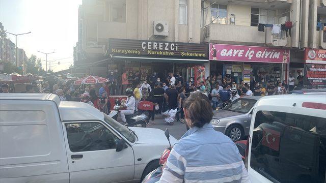 Adana'da iş yerinde silahlı saldırıya uğrayan esnaf hayatını kaybetti