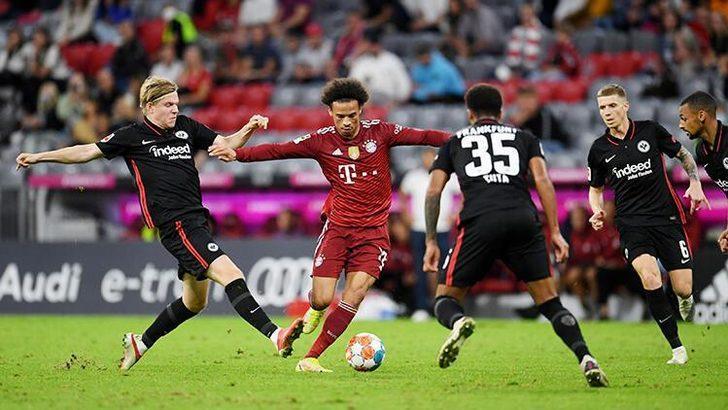 MAÇ SONUCU   Bayern Münih - Eintracht Frankfurt: 1-2