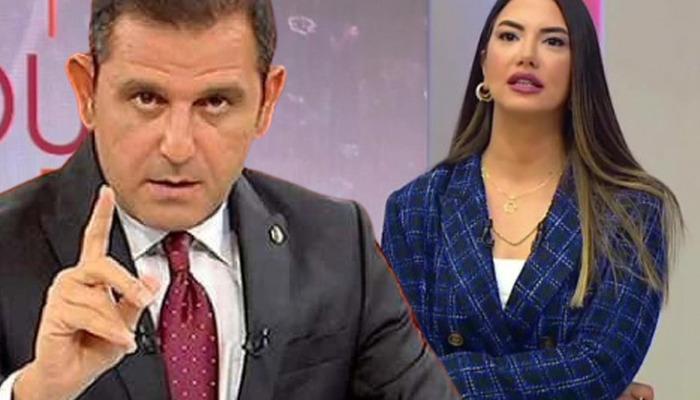 """Fulya Öztürk Fatih Portakal'a ateş püskürdü! """"Ekmek yediğiniz yere laf edemezsiniz"""""""
