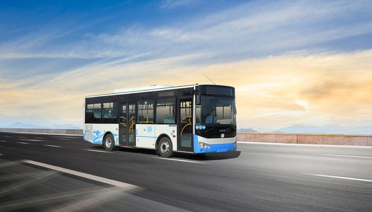 Amman Büyükşehir Belediyesi'nin dev otobüs ihalesini Otokar kazandı