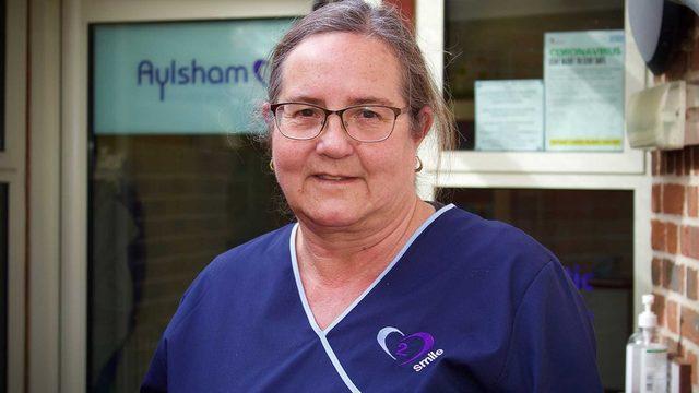 Tracey Bambridge, biriken hasta randevularının ne zaman hafifleyebileceğini kimsenin bilmediğini söylüyor