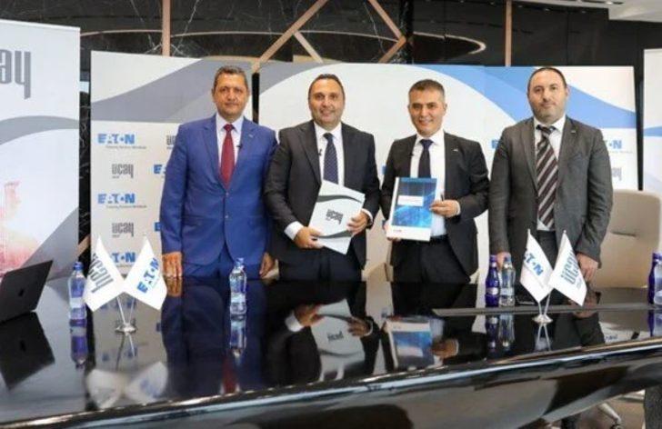 Eaton Türkiye, Üçay Grup ile partnerlik anlaşması imzaladı