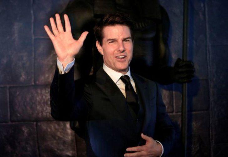 Tom Cruise yeni filmi 'Görevimiz Tehlike' için pilotluk derslerine başladı