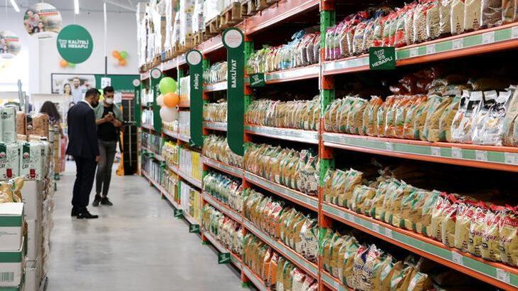 Tarım Kredi fiyat listesini açıkladı! Mercimek, şeker, pirinç, ayçiçek yağı...