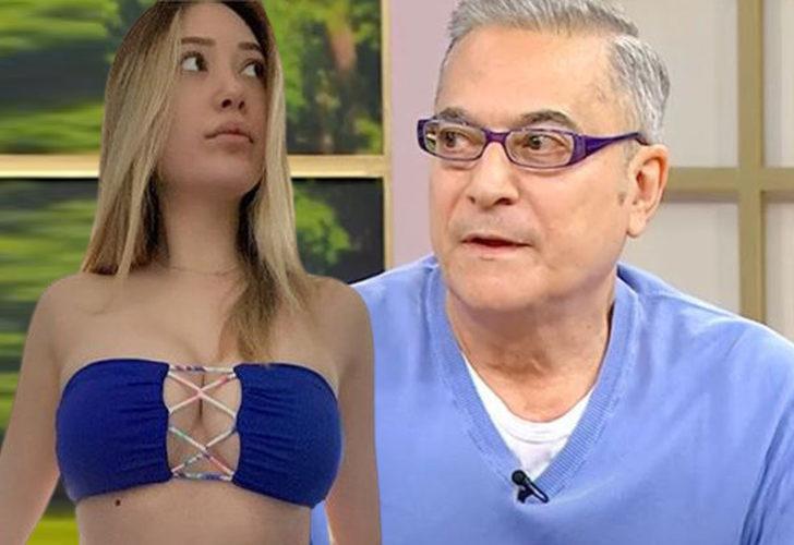 Mehmet Ali Erbil'in kızı Yasmin Erbil'den taciz açıklaması: Sanmayın ki yanlışları doğruları görmüyorum