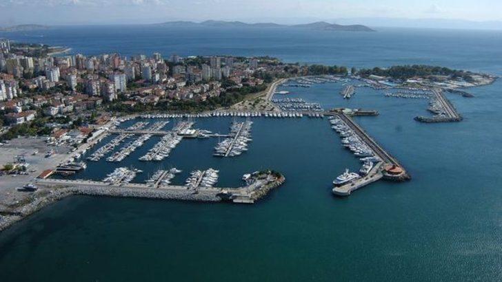 Türkiye'nin ikinci büyük yat limanı! 40 yıllığına özelleştiriliyor
