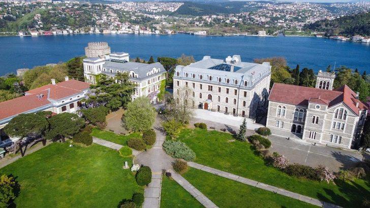 Boğaziçi Üniversitesi ve çevresinin 1. derece sit alanı statüsü değiştirildi, bölge yapılaşmaya açılabilir